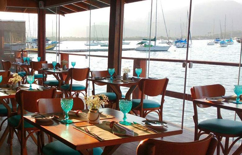 Novo: Restaurante Via Marine